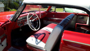1961 ford convertible
