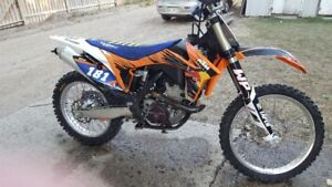 2011 KTM 350 SX-F **PRICE REDUCED**