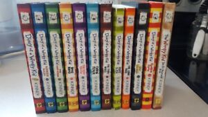 Diary of a Wimpy Kid 12 books total