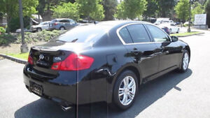2011 Infiniti G25X -- North York