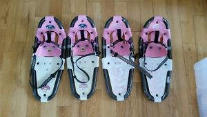 Kid Trail  7 x 18 snowshoes