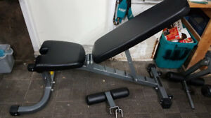 Vo3 Adjustable Olympic Weight Bench