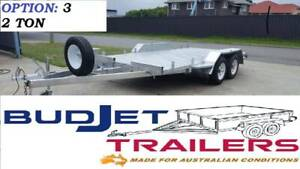 TRAILER HIRE RENTAL BRISBANE QLD 2T CAR TRAILER FROM $75 P/D THIS AD I