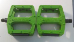 DK BMX bicycle pedals