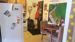 batchelore type suite for a 2 month sublet