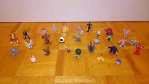 Digimon mini figures $5 each