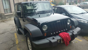 REDUCED 2013 Jeep Wrangler sport SUV, Crossover