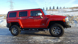 2007 HUMMER H3 4X4 Leather SUV, Crossover