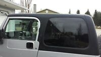Hard Top off a 2005 Jeep