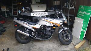 04 ninja / ex500 in great condition