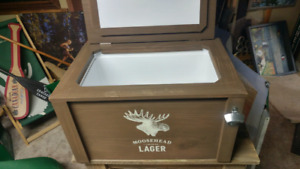 MOOSEHEAD BEER COOLER
