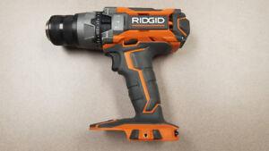 Ridgid Gen5X 18V Lithium Ion Cordless 1/2 Inch Hammer Drill