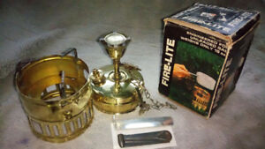 COLEMAN fuel, FIRE-LITE, Camping, Backpacking Stove