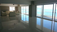 Live with majestic 180 degree ocean views on an exclusive floor!
