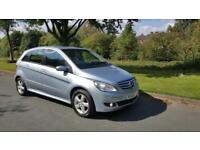 2006 Mercedes-Benz B170 1.7 SE, FULL BLACK LEATHER TRIM,