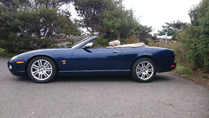 2006 Jaguar XJR Convertible