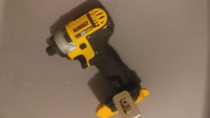 Barely used 20v impact drill