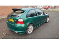 MG ZR 1.8 120 + PX Swap Anything considered
