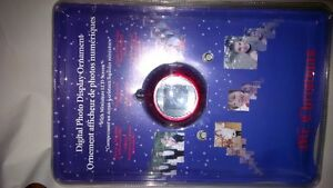 digital Photo Ornament - NEW