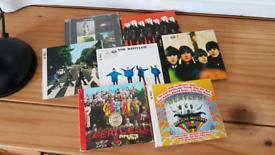 Bundle of Beatles CD's