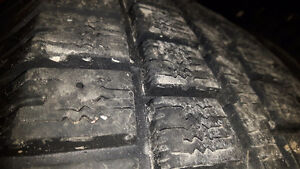 Good mud and snow tires