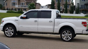 2013 LIMITED Ford F-150 SUPER CREW CAB Truck