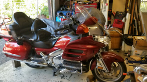 Gl1800 Goldwing ABS