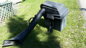 "Craftsman Grass Catcher for 38"" mower"