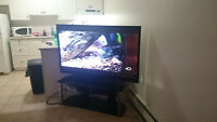 """LG 60"""" Plasma with Stand and Wall Mount"""