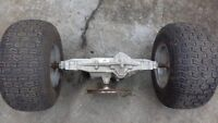 Tractor transaxle For Sale Model: Peerless MST-205-527A