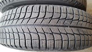 X-Ice Xi3 Tires & Steel Rims