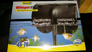 45 to 70Gallon fish tank filter 50