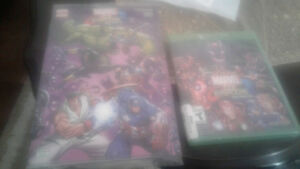 Marvel vs capcom infinite sealed brand new with comic book