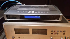 Cary Audio AIOS integrated stereo amp - Amazing all in one solut