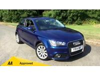 2014 Audi A1 1.4 TFSI Sport 3dr with Connec Manual Petrol Hatchback