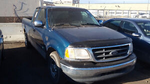 2001 Ford F-150 Pickup Truck  GREAT FOR FIRST TIME DRIVERS
