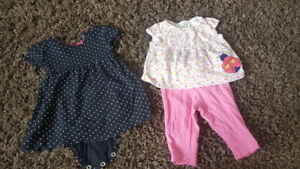 Adorable 03 month girl clothes