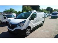 New Renault Trafic Business Refrigerated Van