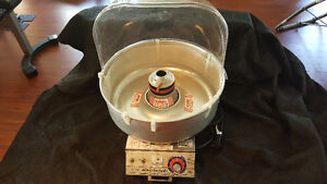 Gold Medal Delux Whirlwind Cotton Candy Machine SHO Model 3009