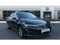 2020 Volkswagen Passat 1.4 TSI PHEV GTE Advance 4dr DSG Saloon Auto Saloon Petro