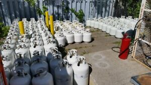 BBQ Propane Tanks Available at PetroKing Cambridge