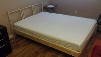 Bed- mattress