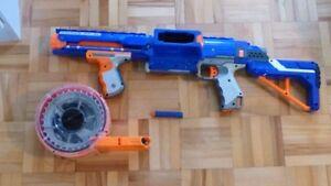 Nerf raider cs-35