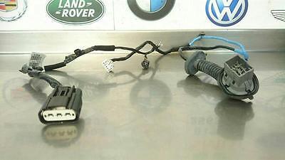 HYUNDAI i10 MK2 2013- REAR DRIVER OFF SIDE DOOR WIRING HARNESS RH  91660-B9030