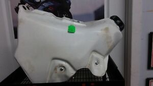 Used Clarke 3.9Gal. fuel tank for Suzuki DRZ400S 2000-2015 11409 Cornwall Ontario image 1