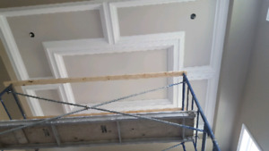 Mantels and mouldings