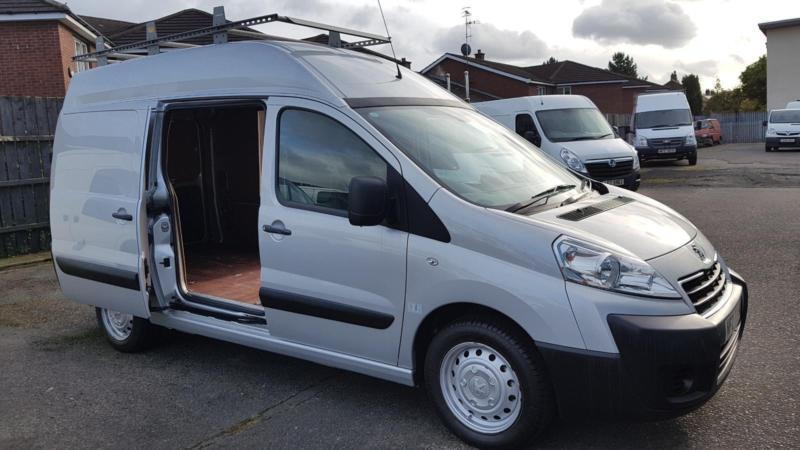peugeot expert 2 0hdi 130 eu5 long wheel base high roof van l2 h2 in ravenhill. Black Bedroom Furniture Sets. Home Design Ideas