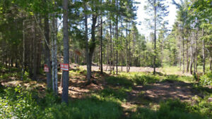 Building/RV Lot for Sale near Waterside Beach, Pictou County