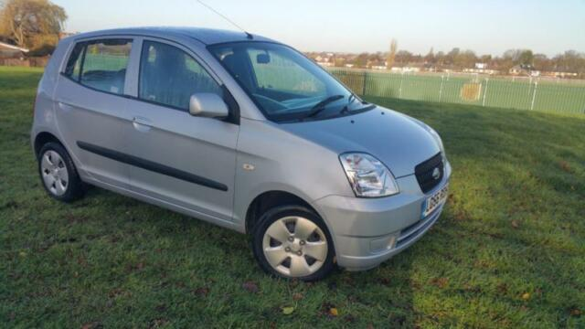 Kia Picanto 1 0 GS  Petrol 5 doors manual 2006 89k mileage | in