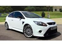 2010 Ford Focus 2.5 RS 3dr Manual Petrol Hatchback